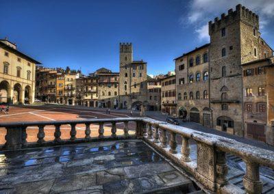 Arezzo P.zza Vasari C. Fiorentino