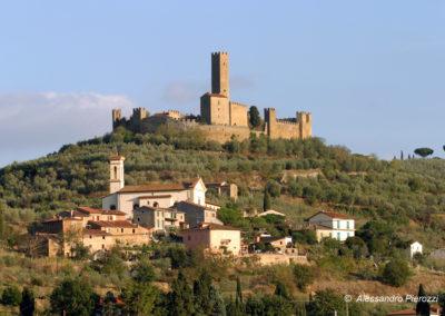 Panorama Castello di Montecchio